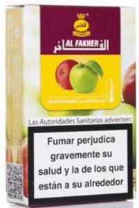 Al Fakher Dos Manzanas