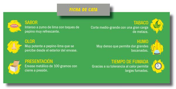 Ficha de cata de Haze Cucumberita