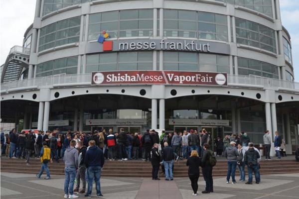 Shisha Messe en Frankfurt